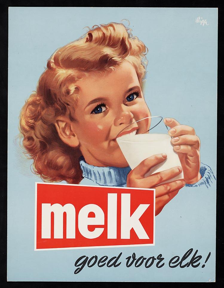 Melk goed voor elk?