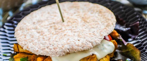 Broodje Shoarma met Zelfgemaakte Knoflooksaus