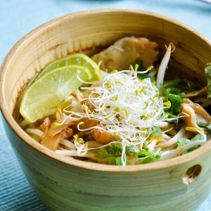 Vegan-Soto-Ayam-soep