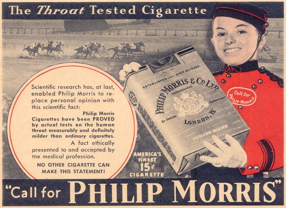 roken is gezond