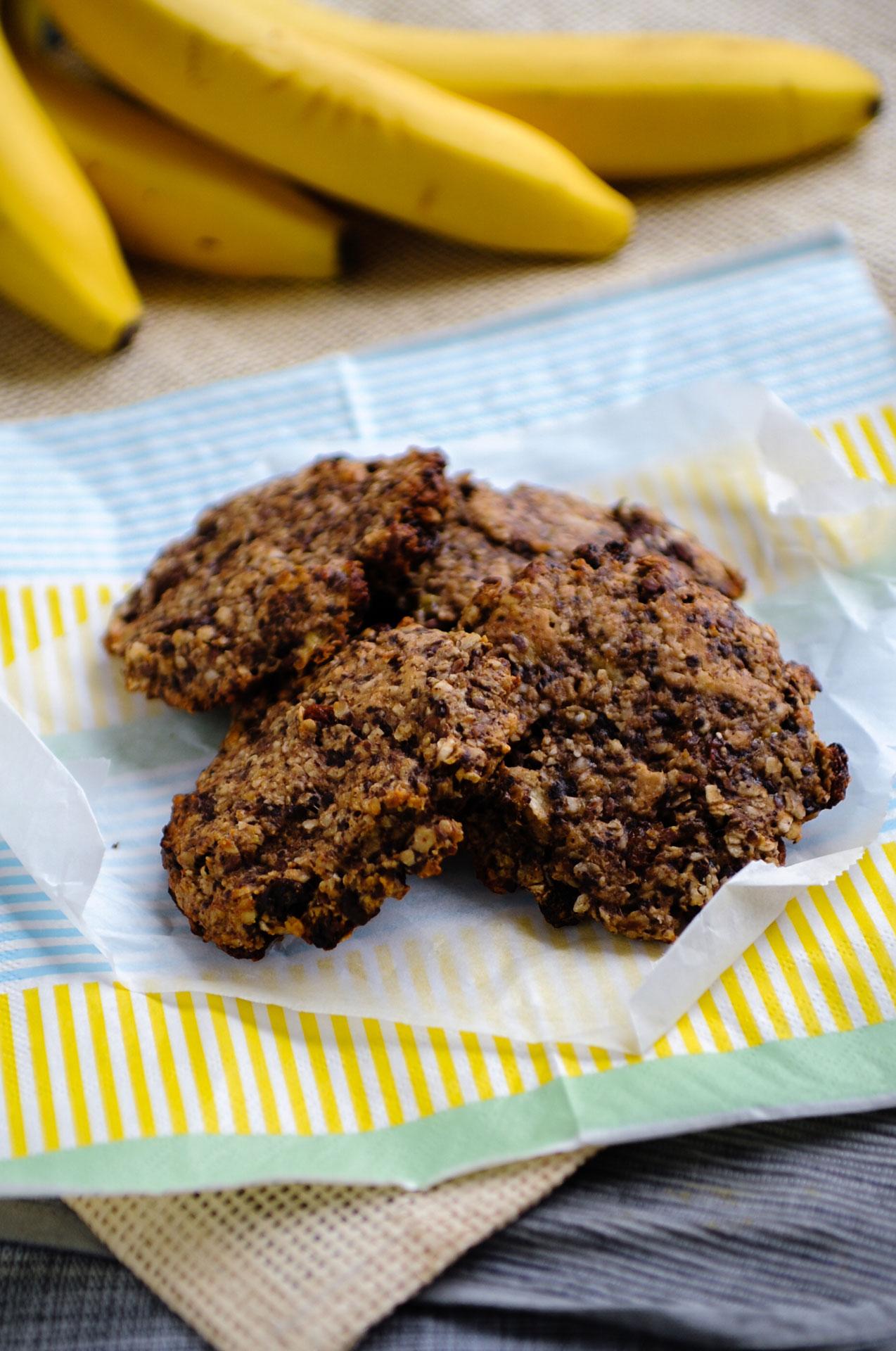 Snelle Banaan Koeken 3