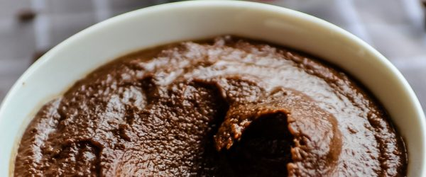 Chocolade-mousse